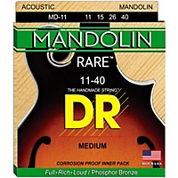 Dr Strings Phosphor Bronze Medium Mandolin  ...