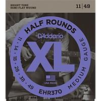 D'addario Ehr370 Guitar Strings Half Rounds  ...