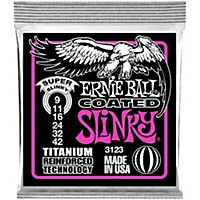 Ernie Ball 3123 Coated Super Slinky Electric  ...