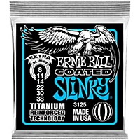 Ernie Ball 3125 Coated Electric Extra Slinky  ...