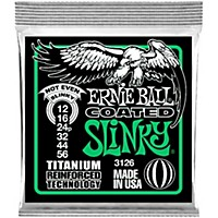 Ernie Ball 3126 Coated Electric Not Even  ...