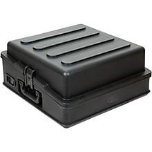 SKB 10U Slant Mixer Case with Hardshell Top Level 1