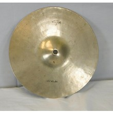 "Wuhan 10in 10"" Splash Cymbal"