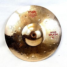 Paiste 10in 2002 WILD SPLASH Cymbal