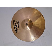 Paiste 10in 502 Splash Cymbal