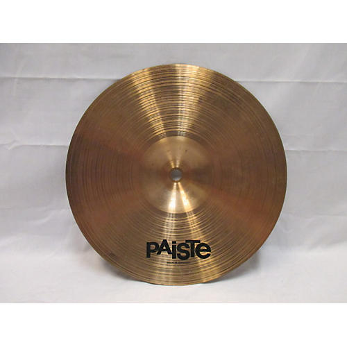 Paiste 10in 802 Splash Cymbal