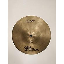 """Zildjian 10in A CUSTOM 10"""" SPLASH Cymbal"""