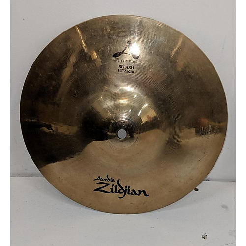 Zildjian 10in A Custom Splash Cymbal