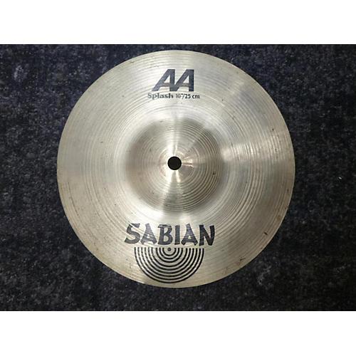 Sabian 10in AA Cymbal
