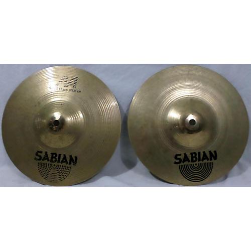 Sabian 10in AA Mini Hi Hat Pair Cymbal