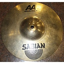 Sabian 10in AA Splash Cymbal
