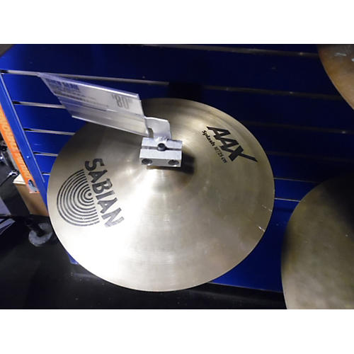 Sabian 10in AAX Air Splash Cymbal
