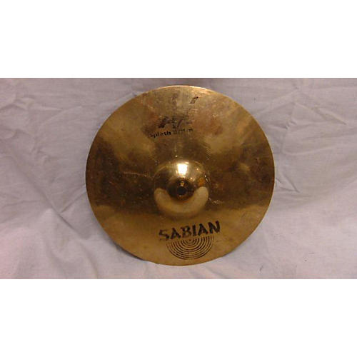 Sabian 10in AAX Splash Cymbal