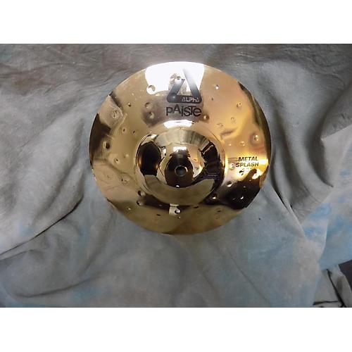 Paiste 10in Alpha Metal Splash Cymbal