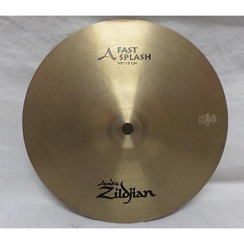 Zildjian 10in Avedis Fast Splash Cymbal