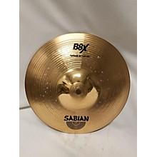 Sabian 10in B8X Cymbal