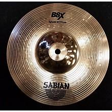 Sabian 10in B8X Splash Cymbal