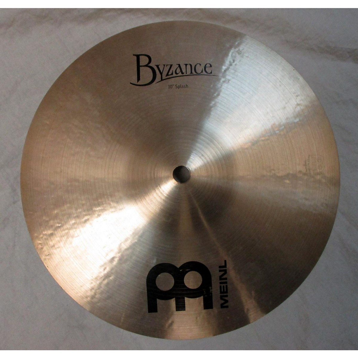 Meinl 10in Byzance Splash Regular Cymbal