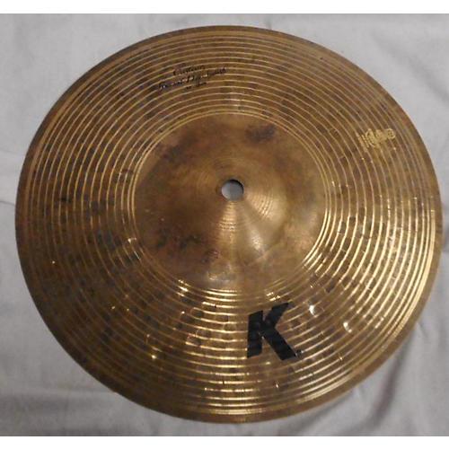 Zildjian 10in Custom Special Dry Splash Cymbal