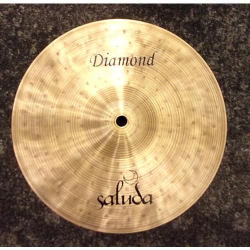 Saluda 10in Diamond Custom Thin Cymbal