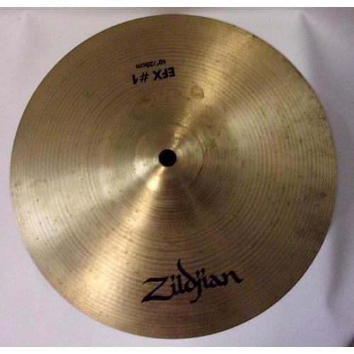 Zildjian 10in EFX Cymbal