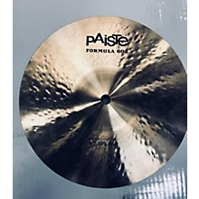 Paiste 10in Formula 602 Modern Essentials Cymbal