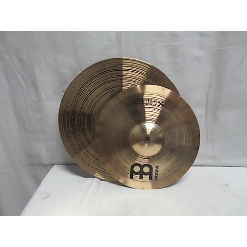 Meinl 10in Generation X Attack Stack Brilliant Cymbal