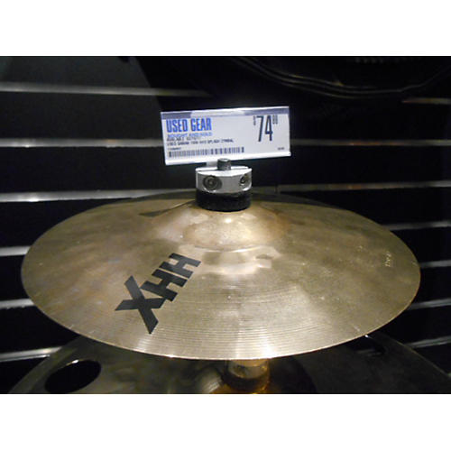 Sabian 10in HHX Splash Cymbal