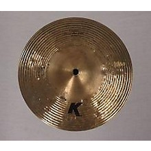Zildjian 10in K Custom Special Dry Splash Cymbal