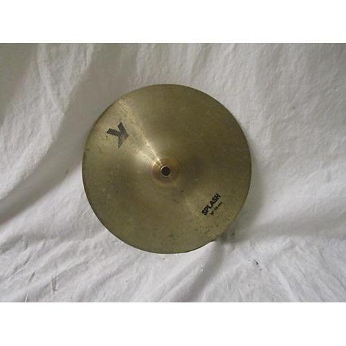 Zildjian 10in K Series Splash Cymbal