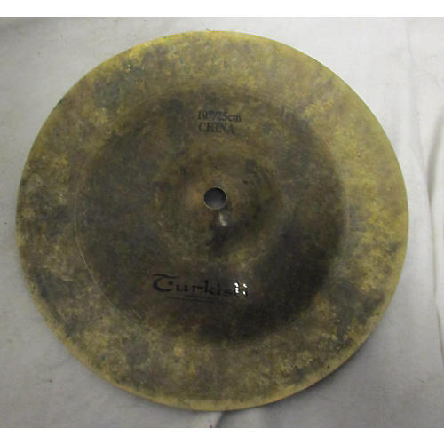 Turkish 10in Kurak Cymbal