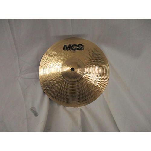 used meinl 10in mcs series splash cymbal 28 guitar center. Black Bedroom Furniture Sets. Home Design Ideas
