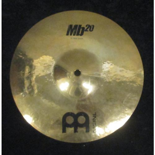 Meinl 10in Mb20 Rock Splash Cymbal