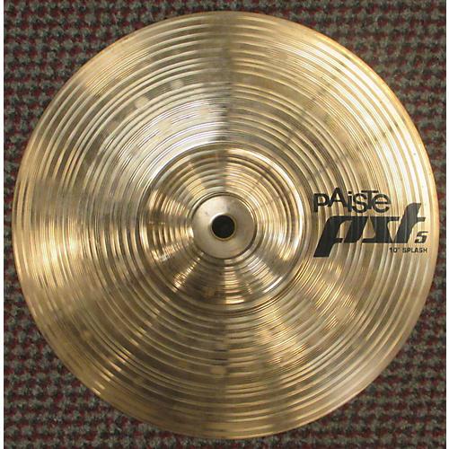 Paiste 10in PST5 Splash Cymbal