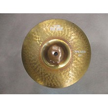 Paiste 10in Rude Cymbal