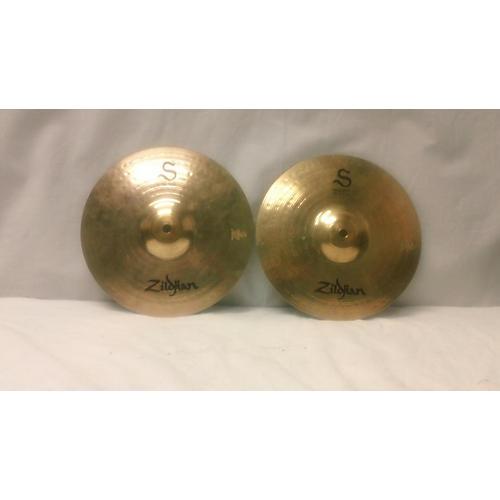 Zildjian 10in S MINI HI-HAT PAIR Cymbal
