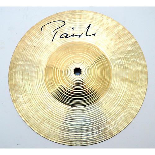 used paiste 10in signature splash cymbal 28 guitar center. Black Bedroom Furniture Sets. Home Design Ideas