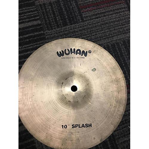 Wuhan 10in Splash Cymbal