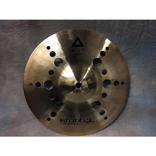 Istanbul Agop 10in XIST 10IN ION SPLASH Cymbal