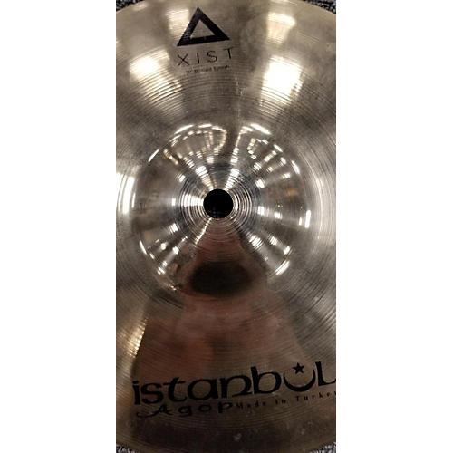 Istanbul Agop 10in Xist Brilliant Splash Cymbal