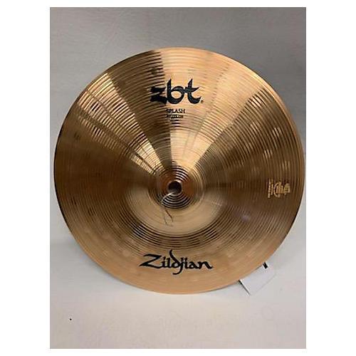 used zildjian 10in zbt splash cymbal 28 guitar center. Black Bedroom Furniture Sets. Home Design Ideas