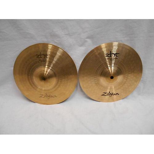 Zildjian 10in ZHT Mini Hi Hat Pair Cymbal
