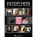 Hal Leonard 11 Top Hits For Easy Piano - 2008 Edition thumbnail