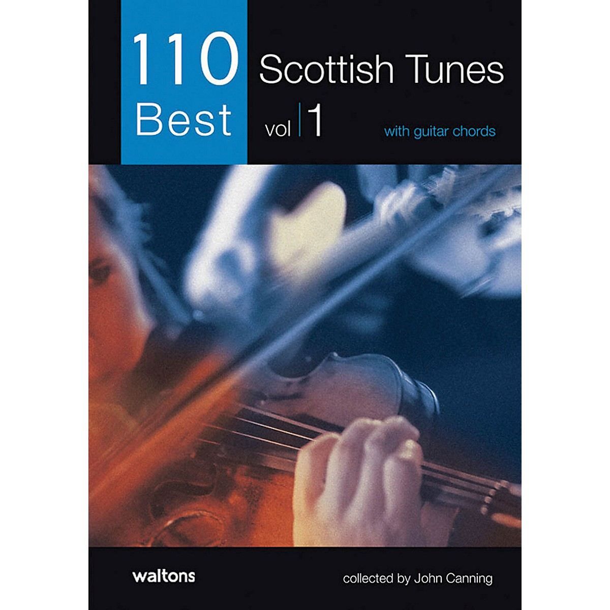 Waltons 110 Best Scottish Tunes (with Guitar Chords) Waltons Irish Music Books Series Softcover