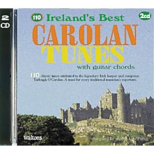 Waltons 110 Ireland's Best Carolan Tunes (with Guitar Chords) Waltons Irish Music Books Series CD