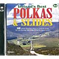 Waltons 110 Ireland's Best Polkas & Slides (with Guitar Chords) Waltons Irish Music Books Series CD thumbnail
