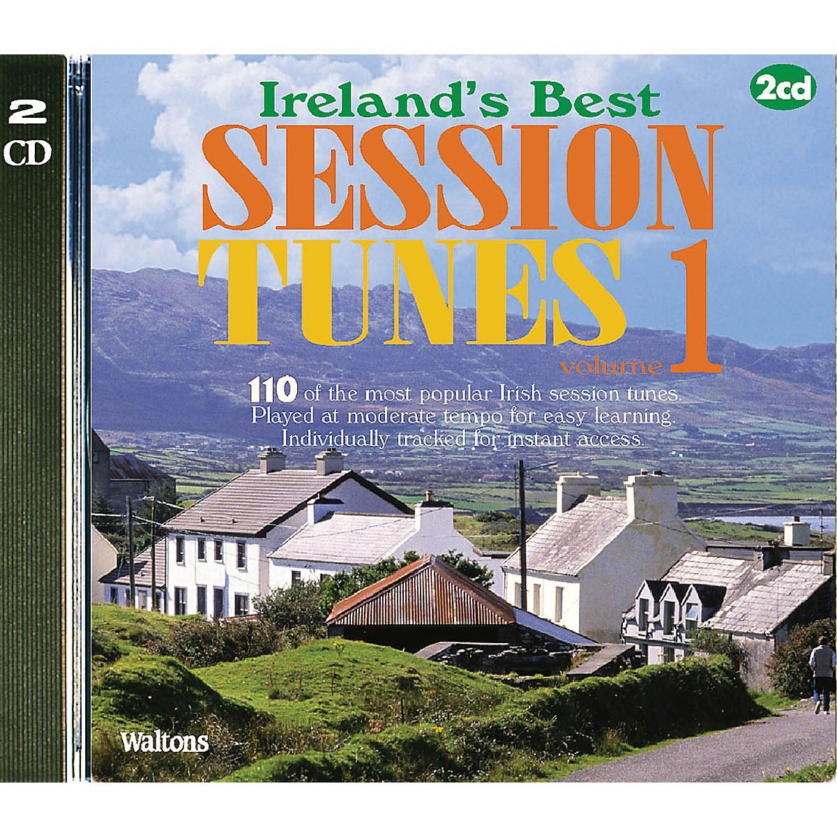 Waltons 110 Ireland's Best Session Tunes - Volume 1 (with Guitar Chords) Waltons Irish Music Books Series CD