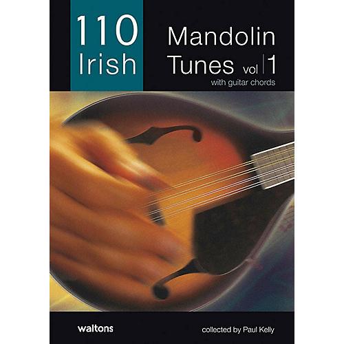 Waltons 110 Irish Mandolin Tunes (with Guitar Chords) Waltons Irish Music Books Series