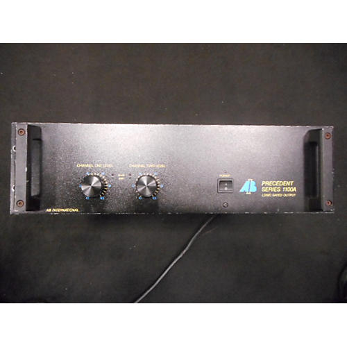 In Store Used 1100A Power Amp