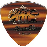 D'andrea Pro Plec Rounded Triangle Picks One Dozen Shell 1.5 Mm
